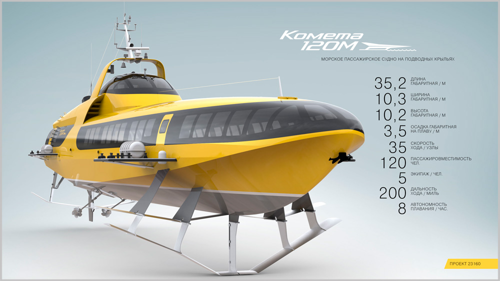Kometa-120M 2