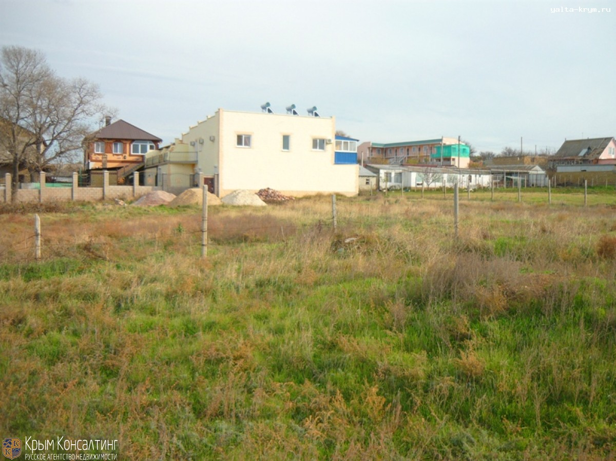 Купить участок под строительство в крымумисхор