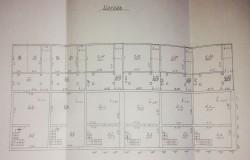 План цокольного этажа с гаражами  (визуально 1-й) | Недвижимость Крым, ЮБК, Ялта