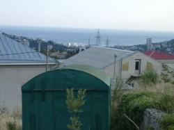 Вид с участка на море | Недвижимость Крым, ЮБК, Ялта