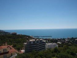 Квартира в Ялте с видом на море | Недвижимость Крым, ЮБК, Ялта