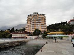 Продажа апартаментов в Ялте, Кореиз, Мисхор 50 мет | Недвижимость Крым, ЮБК, Ялта
