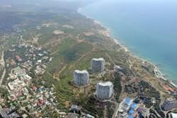 Продажа: Алушта, участок 8 Га - панорамный вид на море. ЮБК - Крым