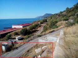 участок у моря в Алуште, Лазурное | Недвижимость Крым, ЮБК, Ялта