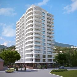 Продажа: новые квартиры в Алуште, 200 м. море. ЮБК - Крым