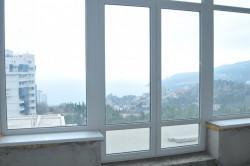 Вид из окон, коттедж пока без отделки | Недвижимость Крым, ЮБК, Ялта