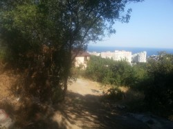 Продам участок в Ялте 7,5 соток, недорого, вид на море | Недвижимость Крым, ЮБК, Ялта