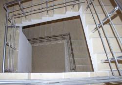 Лестничные проемы отделаны плиткой | Недвижимость Крым, ЮБК, Ялта
