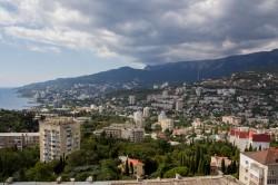 Вид на Ялту с балконов 5-10 этажей | Недвижимость Крым, ЮБК, Ялта