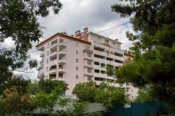 Продажа: квартиры в Ялте, новостройка, без отделки, вид на море. ЮБК - Крым