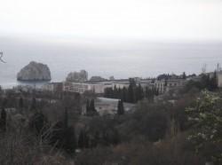 11 соток в Гурзуфе, вид на море, 600 м до моря | Недвижимость Крым, ЮБК, Ялта