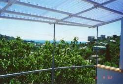 Вид с террасы | Недвижимость Крым, ЮБК, Ялта