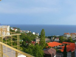 Продажа: квартира с видом на море, Гаспра, Ялта. ЮБК - Крым
