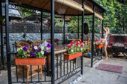 Дворик виллы прекрасен | Недвижимость Крым, ЮБК, Ялта