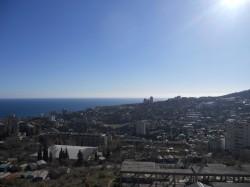 Вид на город и море | Недвижимость Крым, ЮБК, Ялта