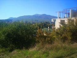 Продажа: участок 8 соток в Алуште, ИЖС до моря 250 м. ЮБК - Крым
