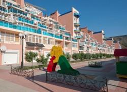 Продажа: апартаменты в 50 м. от моря, Малый Маяк. ЮБК - Крым