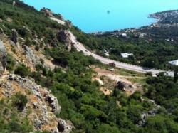 Продам земельный участок в Симеизе | Недвижимость Крым, ЮБК, Ялта