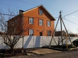 Обмен: Дом 455м2 в Краснодаре на минигостиницу на побережье Крыма. ЮБК - Крым