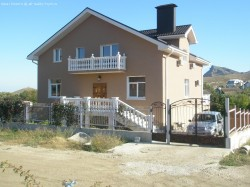 Продается новый жилой дом в Крыму, пгт Коктебель с | Недвижимость Крым, ЮБК, Ялта