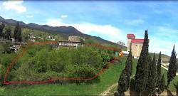 Продажа: участок 15 соток в Краснокаменке, с домом, шикарный вид. ЮБК - Крым