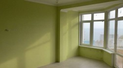 Продажа: квартира-студия в Гурзуфе, вид на море. ЮБК - Крым
