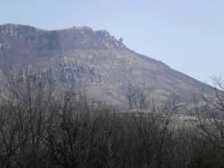 Продажа: участок 60+60 соток над Алуштой, 8 км до моря. ЮБК - Крым