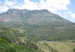 Вид с участка 22 сотки в Алуште | Недвижимость Крым, ЮБК, Ялта
