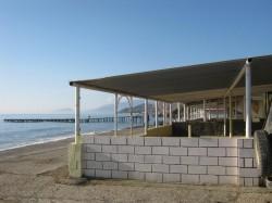 Продажа: кафе на пляже в Малореченском. ЮБК - Крым