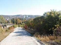 Продажа: участок 8 соток над Алуштой, вид на горы. ЮБК - Крым