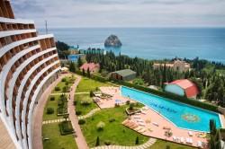 Новые Квартиры в Гурзуфе с видом на море | Недвижимость Крым, ЮБК, Ялта