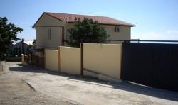 2-й дом в п. Малый Маяк, бассейн, вид на море | Недвижимость Крым, ЮБК, Ялта