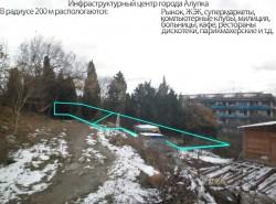 12 соток (6+6) возможна продажа раздельно по 6 сот | Недвижимость Крым, ЮБК, Ялта