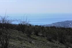 Участок в видом на море Крым Алушта | Недвижимость Крым, ЮБК, Ялта