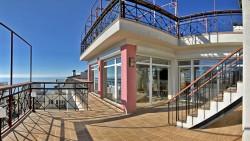 Продажа: апартаменты в 3-х уровнях с видом на Ялту. ЮБК - Крым