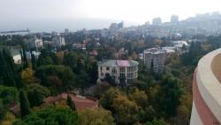 Продажа: 1 комн. квартира в Ялте, вид на море, 900 м до набережной. ЮБК - Крым